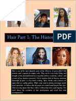 The History of Hair (Part 1)