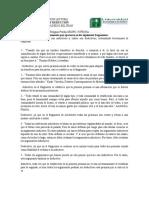 TALLER DE ARGUMENTOS INDUCTIVOS Y DEDUCTIVOS
