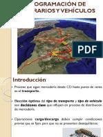 Progr de Itinerarios y Veh_