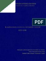 Magdalena Moller Roth - El Movimiento Nacional Socialist A Chileno 1932-1939