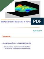 Clase 4A - Clasificación de los Reservorios