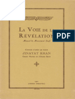 La voie de la revelation - Manuel du mouvement soufi.pdf