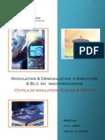 Modulation & démodulation am et blu