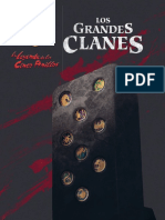 La Leyenda de los Cinco Anillos - Los Grandes Clanes