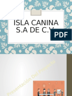 ISLA CANINA Sa de cv