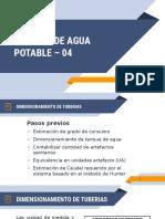 05 AGUA POTABLE 3