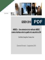 14-73- Giseh 2010 - AMDEC+