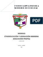 MODULO ETNOEDUCACION Y LEGISLACIÓN INDÍGENA.pdf