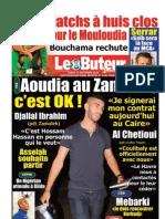 LE BUTEUR PDF du 27/12/2010
