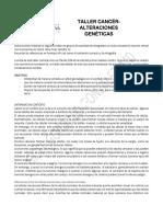 TALLER CÁNCER - VARIACIONES DEL ADN.pdf