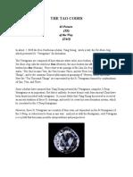 THE TAO CODES - Unlocking the Universal Matrix of 81