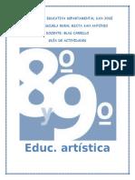 ARTISTICA 8 Y 9 GRADO