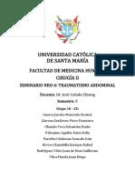 Seminario de Traumatismo Abdominal - Grupo 16.docx