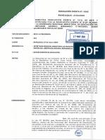 REX N° 0242 MODIFICACIÓN CALENDARIO ESCOLAR