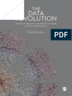 Rob Kitchin - The Data Revolution_ Big Data, Open Data, Data Infrastructures and Their Consequences-SAGE Publications (2014)