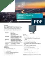 SIPROTEC 6MU85 Profile.pdf