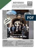 El Reverso No. 25 - Boletín Filatélico y Numismático
