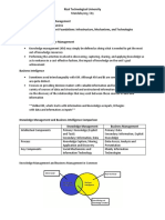 Knowledge Management Foundations Infrastructure Mechanisms and Technologies.pdf