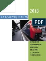 La Logistique Au Maroc