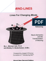 Mind-Lines Magical Lines to Transform Minds - Joseph 0 Connor