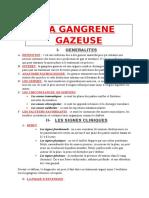 La Gangrene Gazeuse