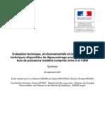 Rapport Ademe Traitement Poussieres Chaufferies Bois[1]