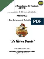 2do. Camporee de Guias Mayores  Ultima Batalla ADONE 2019.pdf