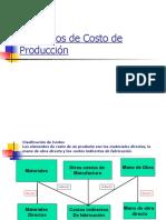 Ejercicio-Costo de Produccion 2020