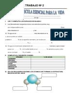 FICHA DE TRABAJO Nº 2.EL AGUA MOLECULA DE VIDA docx-convertido