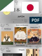 Historia del japón 2