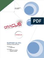 Oracle TP