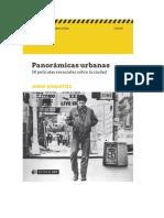Gorostiza Jorge - Panoramicas Urbanas.doc
