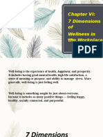 Chapter 6  Seven Dimensions of wellness..pptx