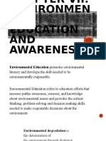 CHAPTER 7   Environmental Education and Awareness.pptx