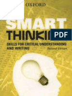 Smart Thinking Skills for Critical Understanding and Writing 2nd Ed - Matthew Allen