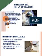 clase Internet en el aula.pptx