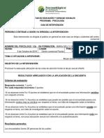 GUIA DE INTERVENCIÓN PSICOLOGICA ABUSO