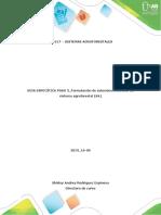 Guía _ Paso 3_ Sistemas Agroforestales