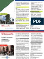 Brochure 2009 Master FU-SCPO