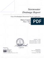 Three County Fairgrounds Stormwater Permit Application