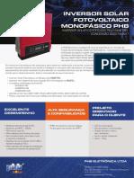 inversores monofasicostec