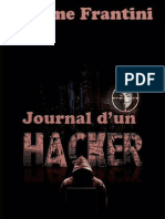 Journal d'un hacker  - Frantini, Maxime