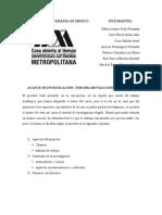 HISTORIA CONTEMPORANEA DE MEXICO