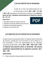 PROYECTO II - Teoria económica para la Evaluación de Proyectos (Recurso 2)
