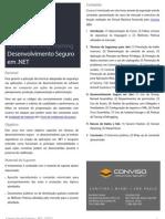 Conviso Security Training - .NET
