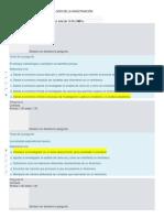 Exámenes de 1 Al 6 de Metodología de La Investigación