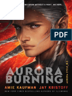 Aurora Burning by Amie Kaufman and Jay Kristoff Chapter Sampler