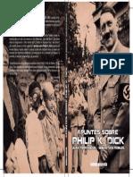 Apuntes sobre Philip K. Dick