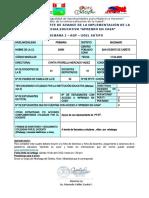 2° REPORTE  30954
