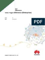 Huawei EchoLife ONT V300R019C20&V500R019C20 Web Page Reference 01 (Enterprise).pdf